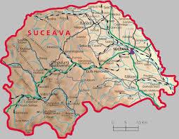 Județe din România – Suceava