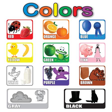 Colors – Culori