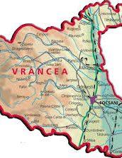 Județe din România – Vrancea