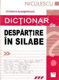 Gramatică – despărțirea în silabe