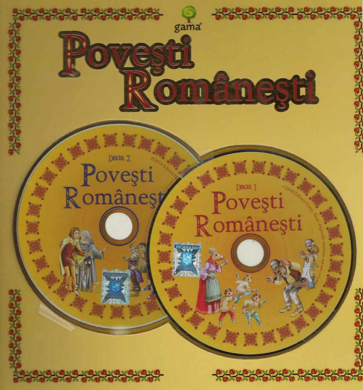Capra cu trei iezi – Povesti Romanesti