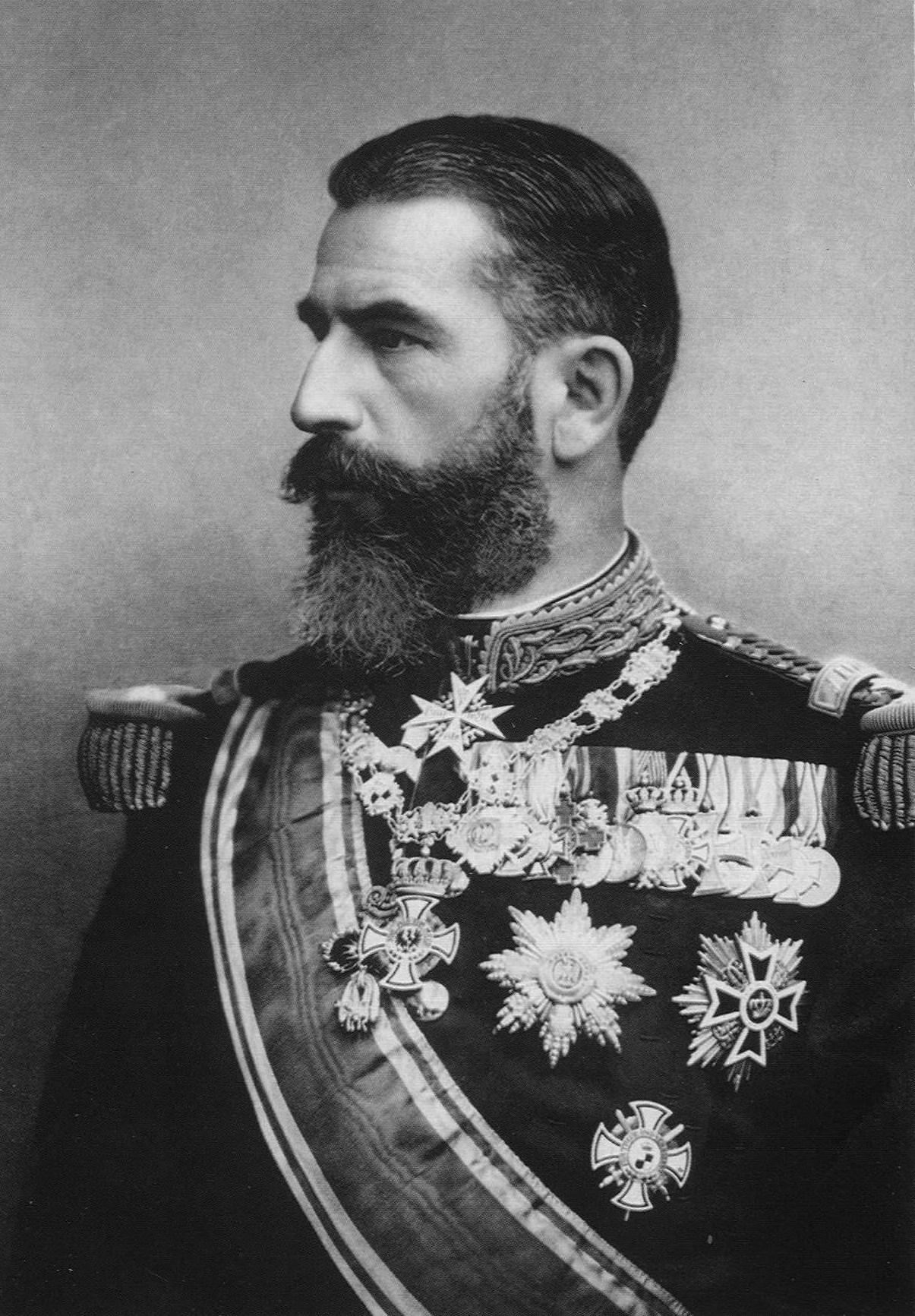 Istoria României – Carol 1