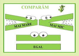 COMPARAȚII MATEMATICE 1