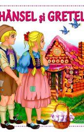 Hansel si Gretel – Poveste