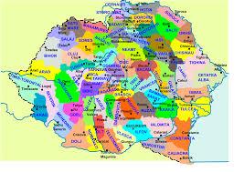 Judete si orase din Romania