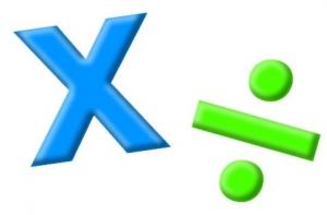 Învățăm să calculăm: înmulțirea și împărțirea