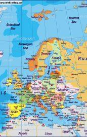 Capitalele europene