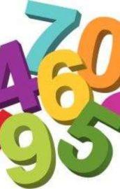 Să ne jucăm cu numerele ! ( 2 )