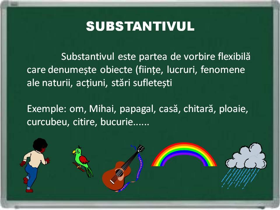SUBSTANTIVE JUCĂUȘE 2