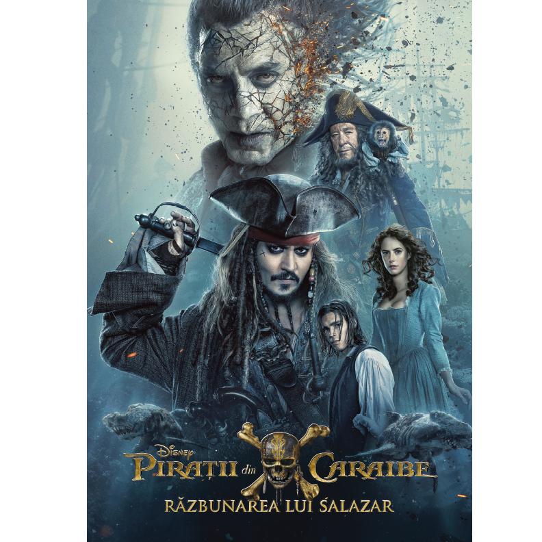 Piratii din Caraibe (Razbunarea lui Salazar)