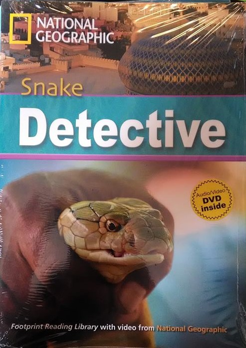 Snake Detective – National Geographic Learning