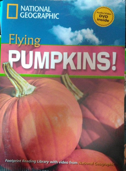 Flying Pumpkins – National Geographic Learning