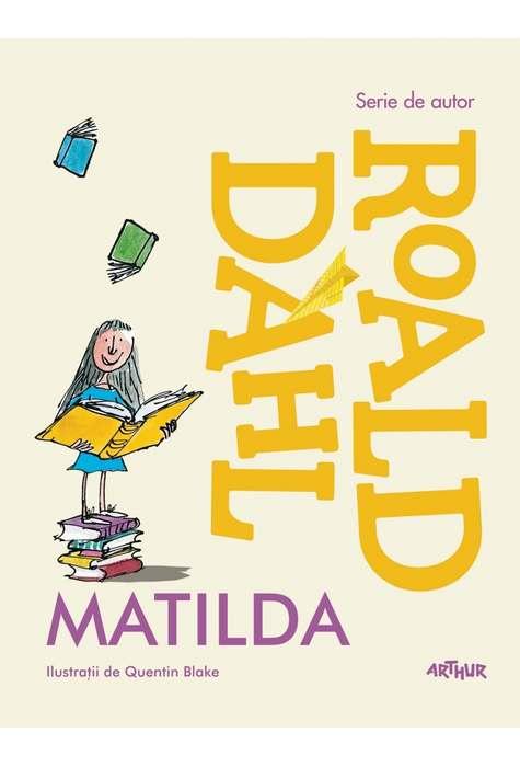 Matilda (Un bărbat blond-platinat)
