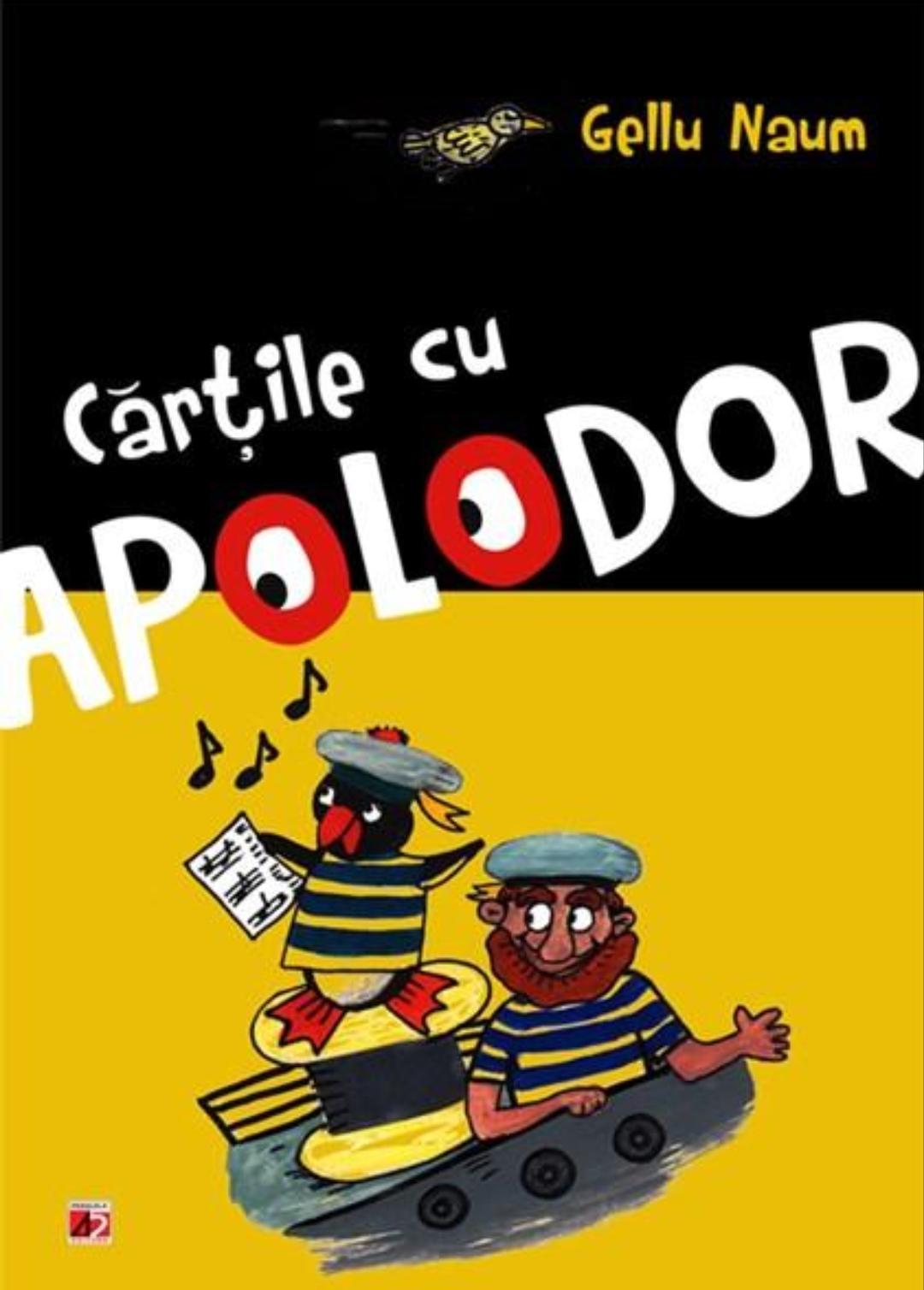Cărțile cu Apolodor
