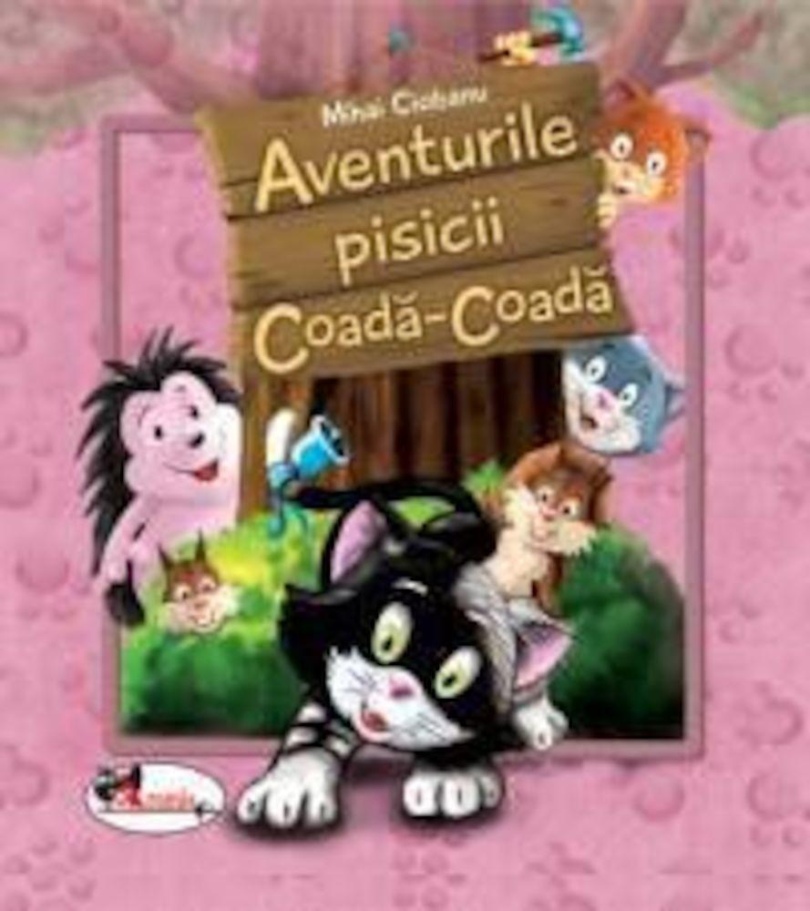 Aventurile pisicii Coadă-Coadă de Mihai Ciobanu