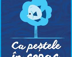 Ca pestele in copac