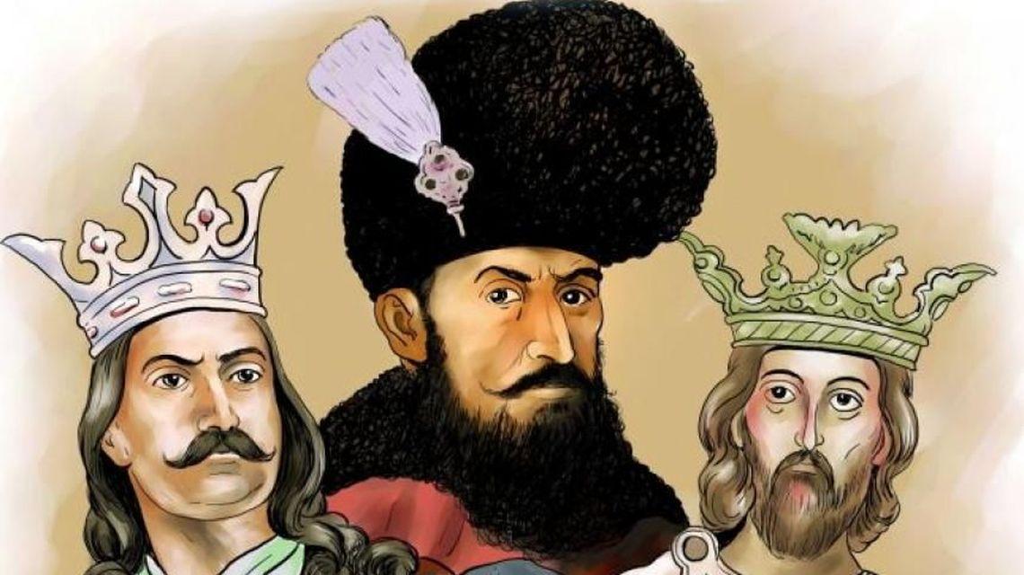Personalități ale Evului Mediu românesc