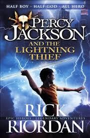 Percy Jakson si hotul fulgerului