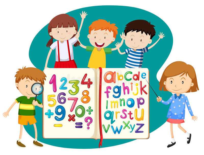 English math for experts