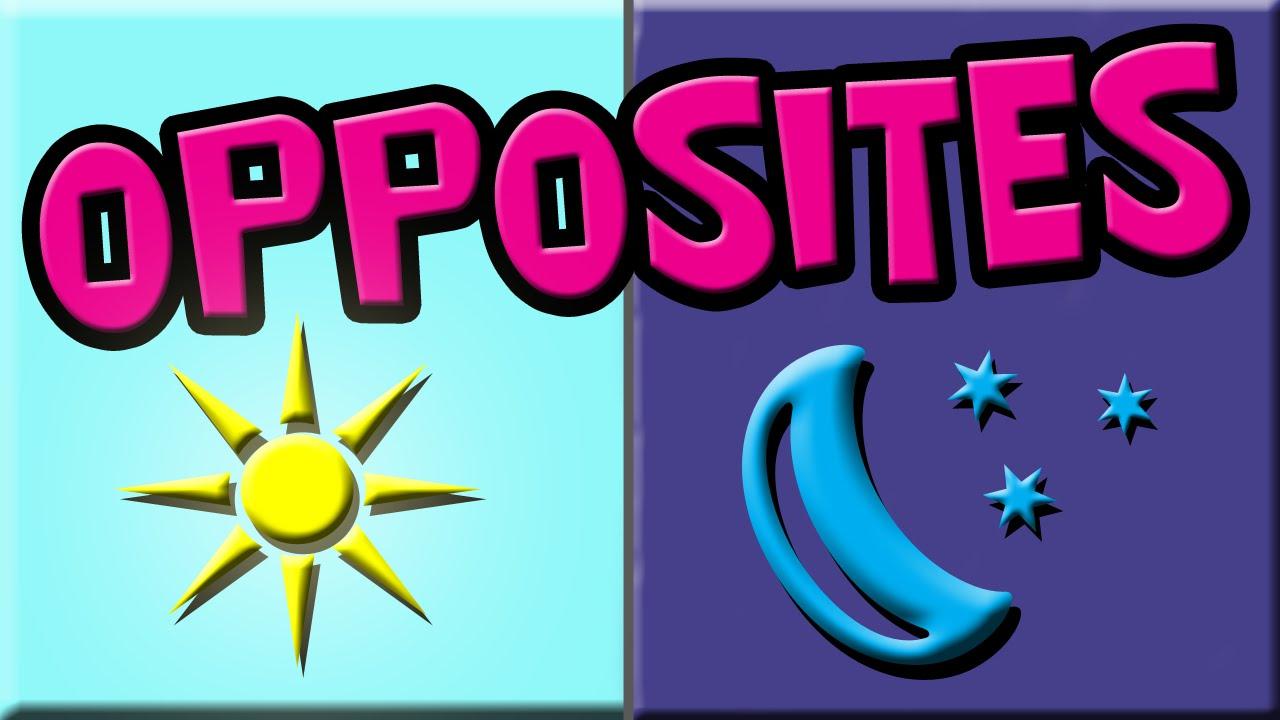 OPPOSITES – part I