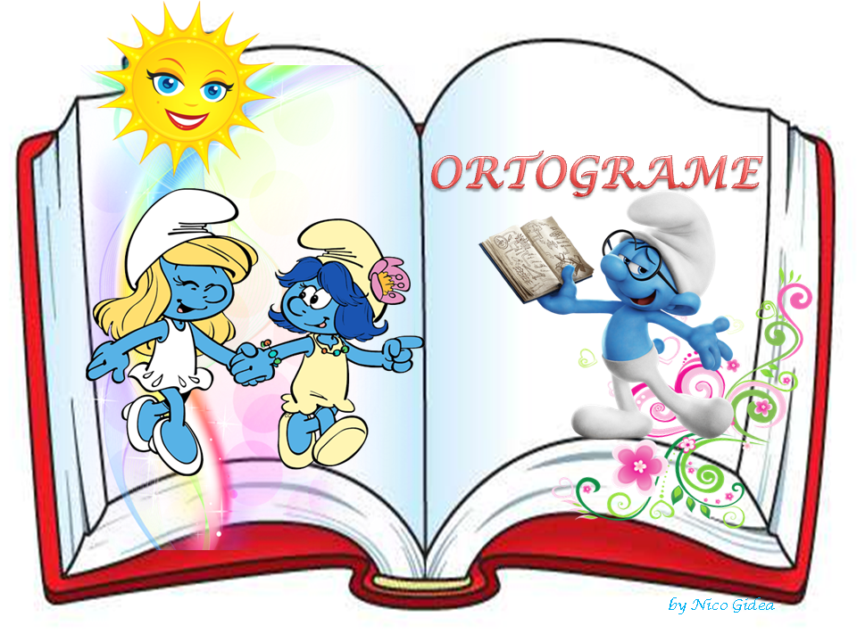 DESPRE ORTOGRAME 1