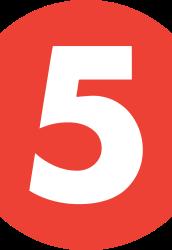 Inmultirea cu 5