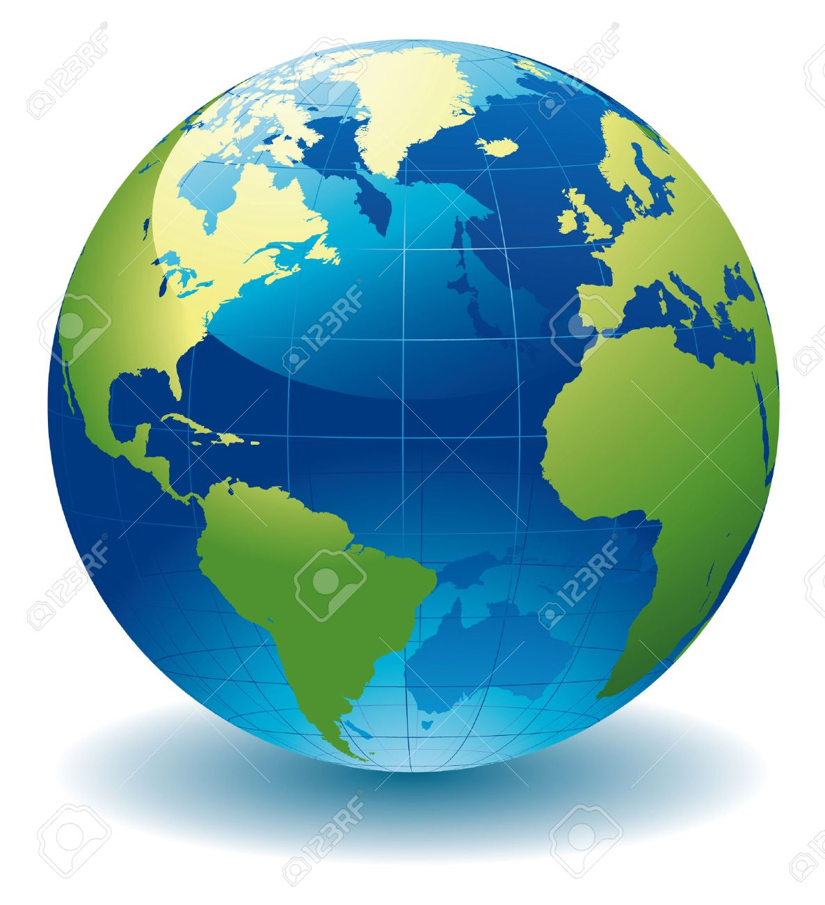 In ce continent e aceasta tara? (Varianta usoara)