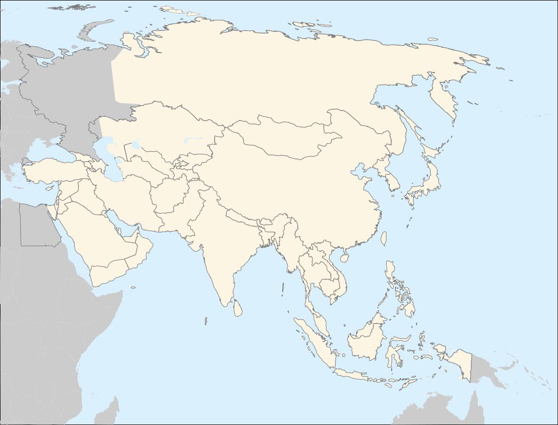 RECAPITULARE ASIA