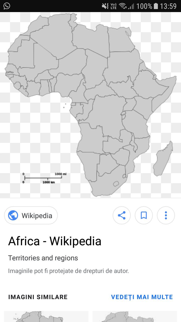 Țări si Capitale Africane