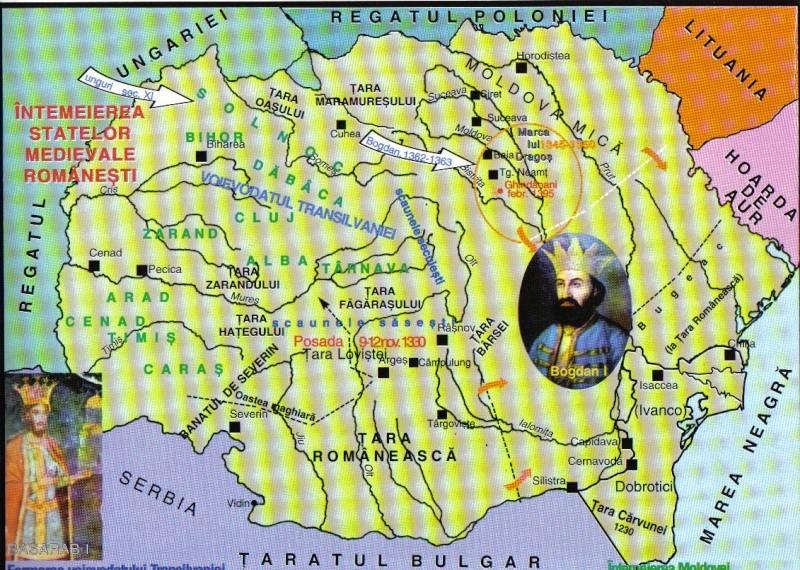 Formarea statului medieval Țara Românească