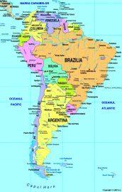 Capitale America de Nord + Sud