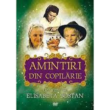 Romanul liric Amintiri din copilărie