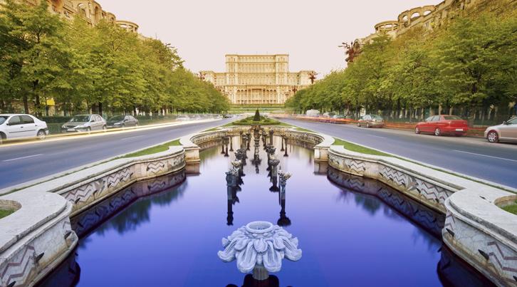 București Capitala României
