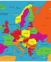 Capitale in Europa