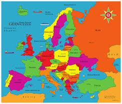 Test cultură generală-Țări și capitale