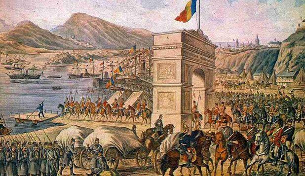 Obținerea independenței României