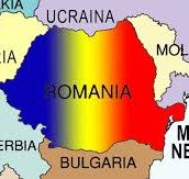 România-coordonate europene