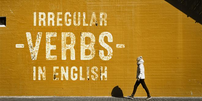 IRREGULAR VERBS III