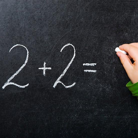 Haide sa invatam matematica!