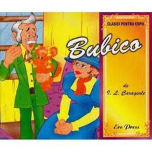 Bubico – schiță de Ion Luca Caragiale