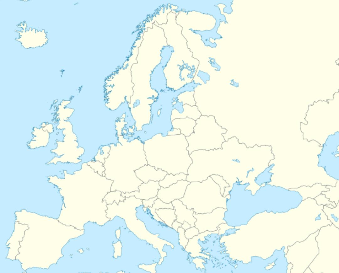 Capitale din Europa