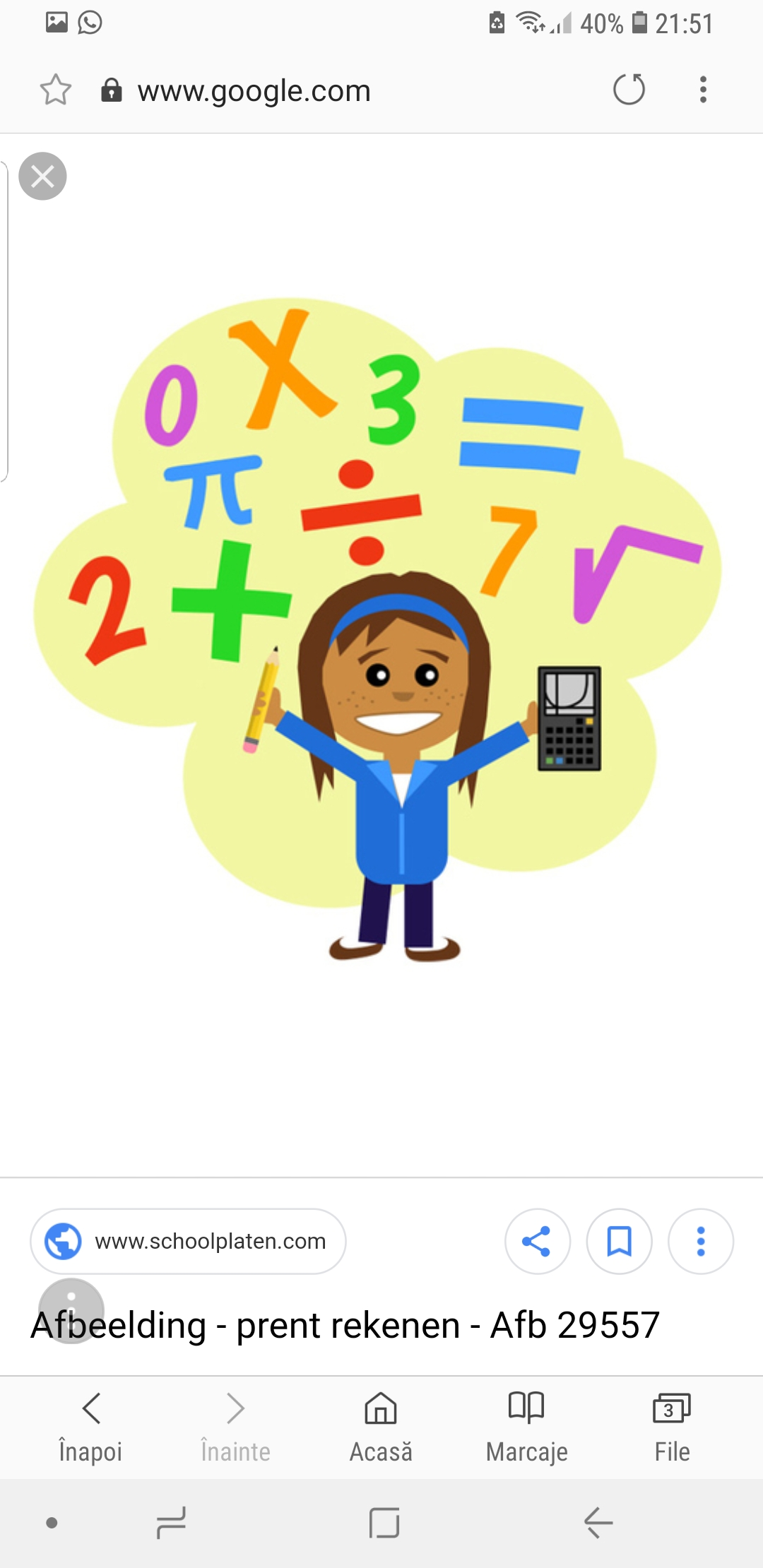 Matematica – Asta stie toata lumea!