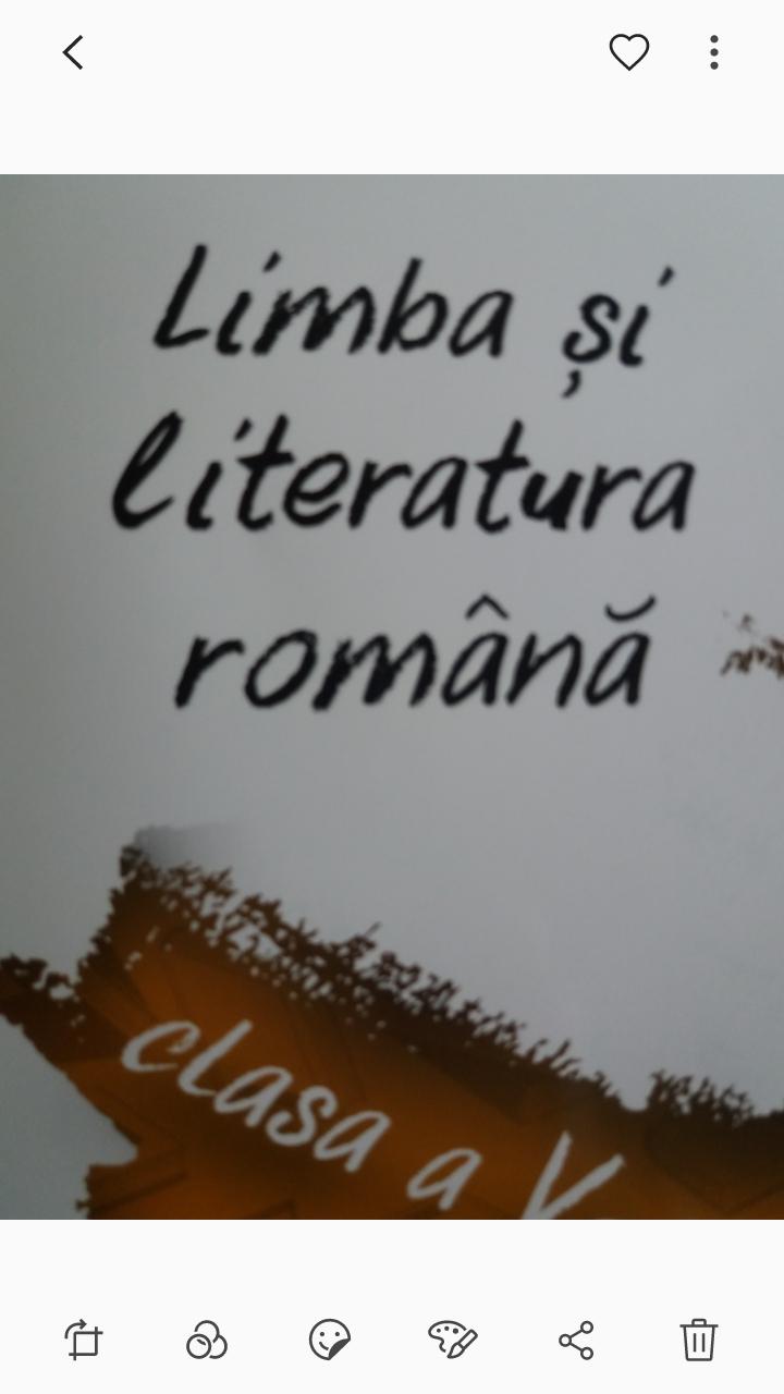 Gramatica limba română