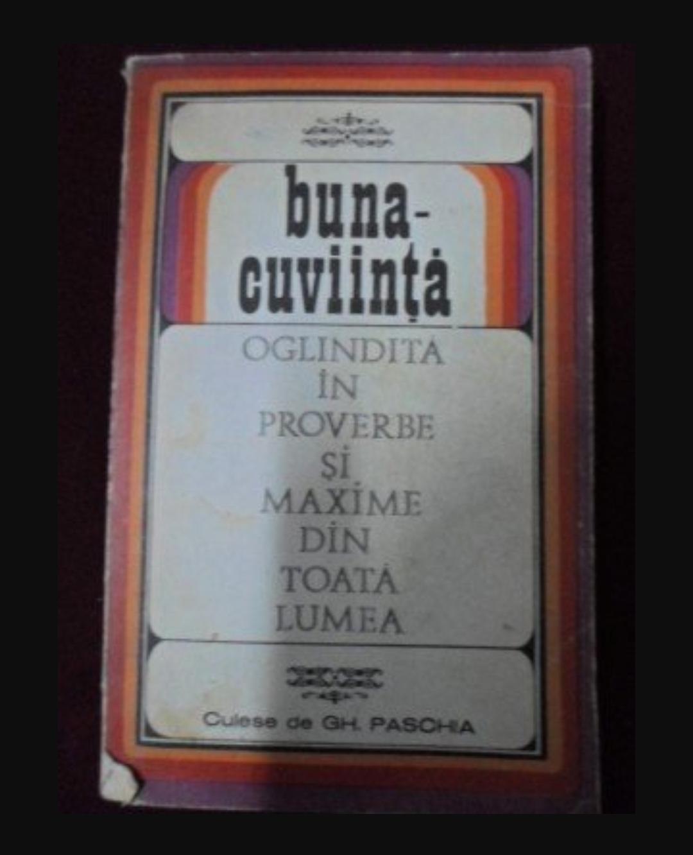 Proverbe românești