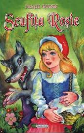 Scufita Rosie – Fratii Grimm