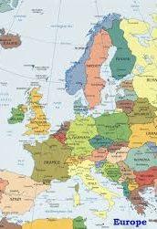 Capitale Europene  II (test de cultura generala)