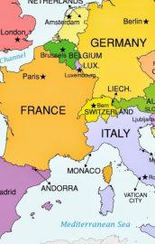 Tu stii Capitalele Europene ?