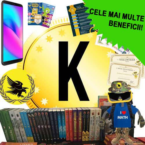 Kidibot Erou Gold