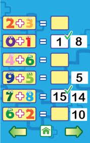 Clasa pregatitoare Matematica