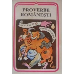 Proverbe şi zicători populare româneşti